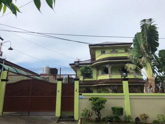 Beautiful 3-Storey House San Fernando City La Union