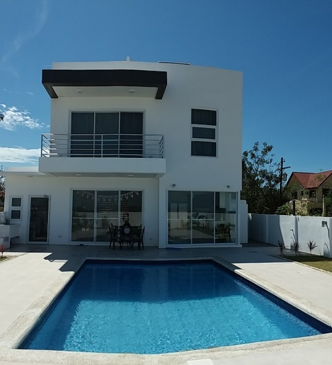 2-Storey House San Juan La Union