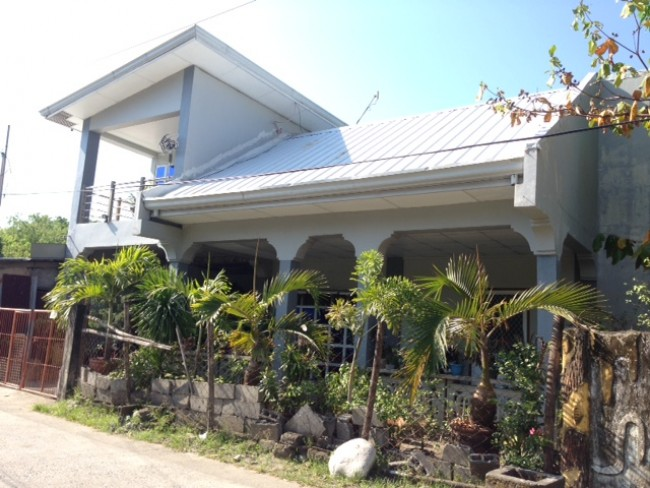 House and Lot  at Bacnotan, La Union